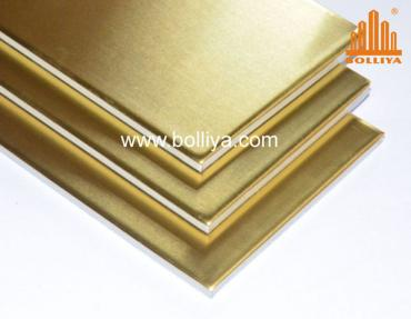 Bolliya interior copper panels for cabinets